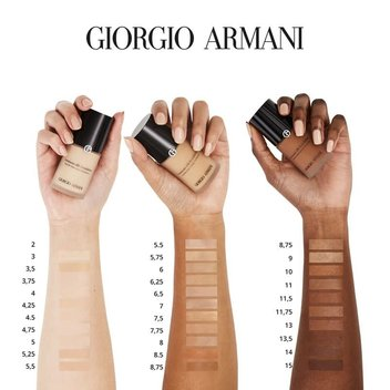 Sample a Luminous Silk Foundation for free
