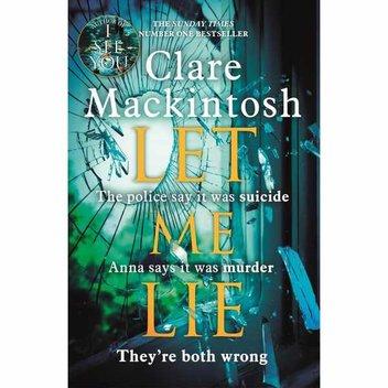 Claim a free copy of Let Me Lie