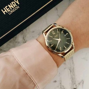 Pick out a free Henry London Watch
