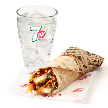 Win £1,000 with KFC Twister Wraps