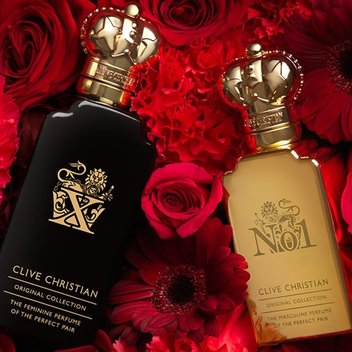 Get a £300 voucher to spend at Clive Christian Perfume