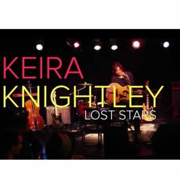 Free Lost Stars sung by Keira Knightley from Amazon