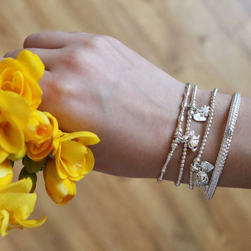 Win 1 of 3 Luxury Easter Hampers & the Exclusive Easter Bunny Bracelet Stack
