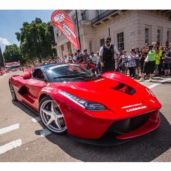 Free Supercar Event in London