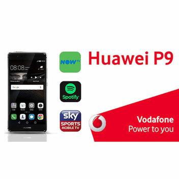 Win a Huawei P9 & 12 Months of The Best Entertainment