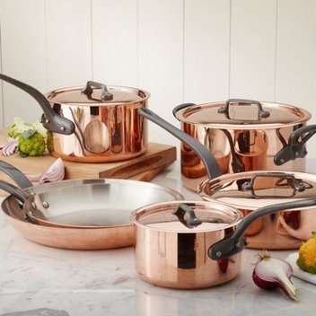 Win a fabulous Rose Gold cooking bundle