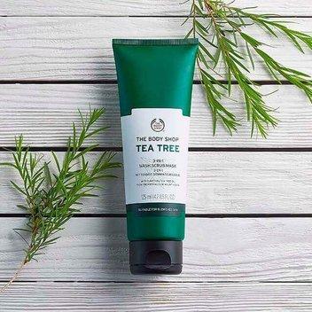 30,000 free Tea Tree sample sets