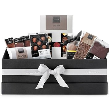 Indulge with a Hotel Chocolat The Large Chocolate Hamper