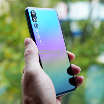 1 Huawei P20 Pro up for grabs
