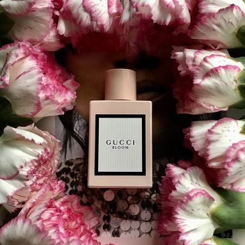 Receive a complimentary Gucci Bloom sample