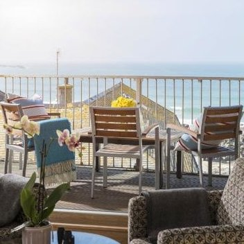 Indulge in a luxury weekend getaway for four at Sail Lofts, St Ives, worth £500