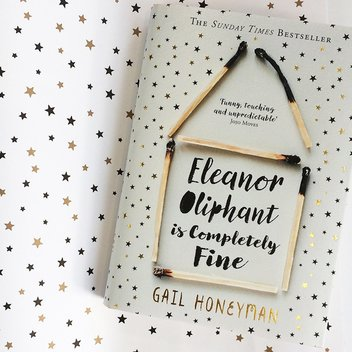 Get a free audio download of Eleanor Oliphant is Completely Fine