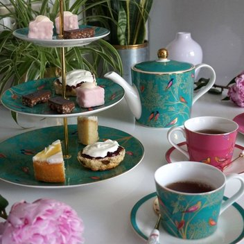 Win a Sara Miller London Afternoon Tea Set
