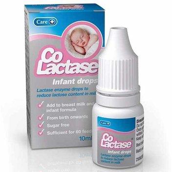 Free Care Co-Lactase Infant Drops