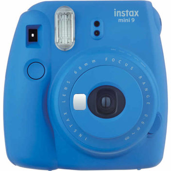 Capture your happy moments with a free Instax Mini 9 camera