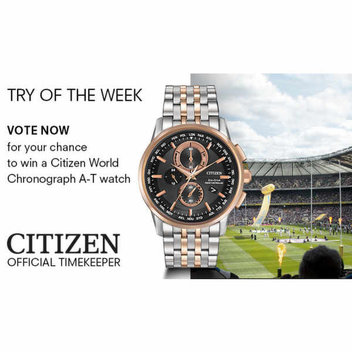 Citizen World Chronograph A-T watch worth £449
