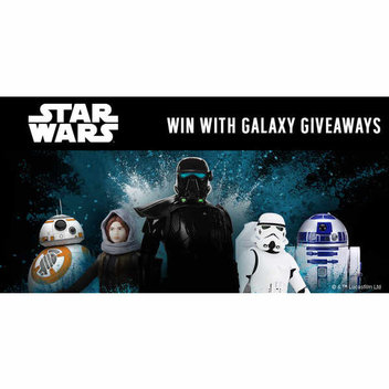 Get Galaxy Giveaways from Argos