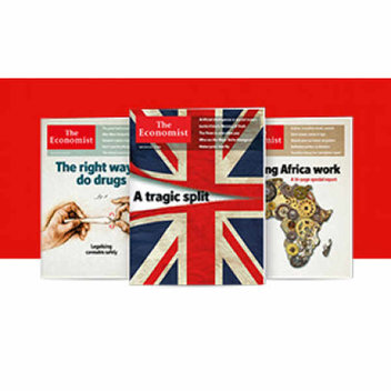 Free issue of The Economist