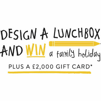 Be creative to win a family holiday & other freebies
