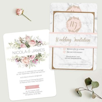 Get your hands on free Wedding Stationery
