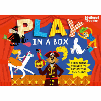 Get a free National Theatre Play in a Box
