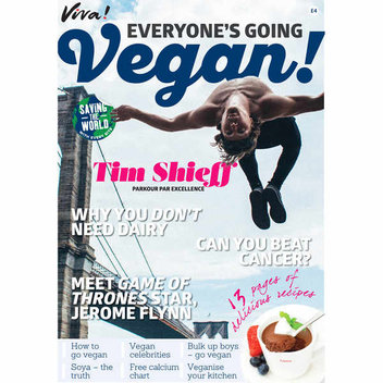 Free copy of Everyone's Going Vegan!