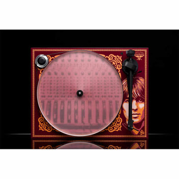 Win a Pro-Ject Audio Systems George Harrison Record Player