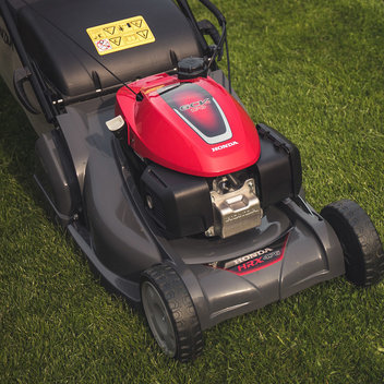 Win a Honda Lawnmower worth £1,079