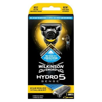 100,000 Hydro 5 Sense Razors to be tried