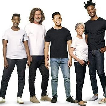 Free T-Shirt & Jeans from ZOZO
