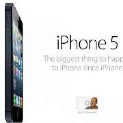 Win a New Apple iPhone 5