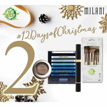 Win Milani Cosmetics in the lead up to Christmas