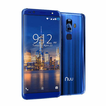 Win a NUU Mobile G3