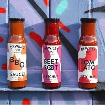 Free Dr. Will's Sauce