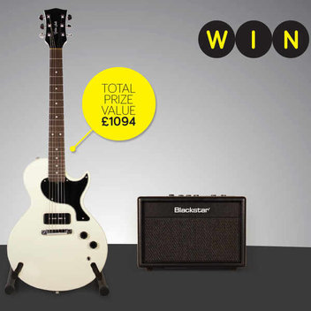 Get a free Gordon Smith guitar