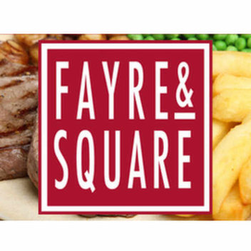 Birthday Gift and £5 Off Voucher at Fayre & Square