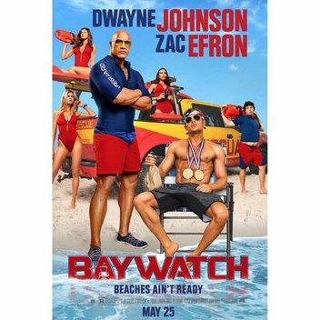 Free screening of Baywatch
