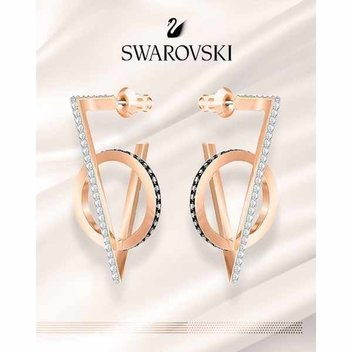 Win a pair of Swarovski Hero triangle earrings