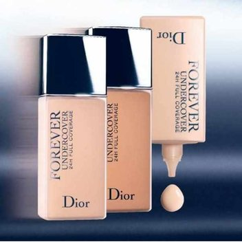 Sample Dior Forever Undercover Foundation for free