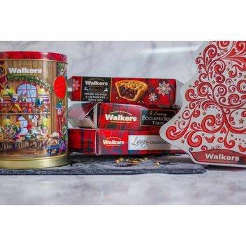 Walkers Shortbread Christmas hamper giveaway