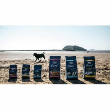 Win a Year's worth of Dog Food and Treats