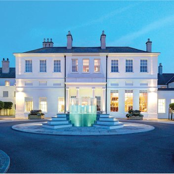 Unwind with a free overnight stay at Seaham Hall