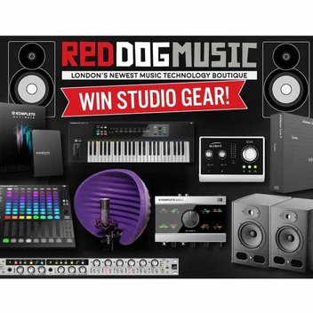 Win music prizes from Red Dog Music