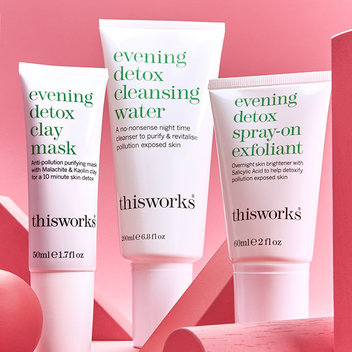 Get fabulous skincare products from This Works