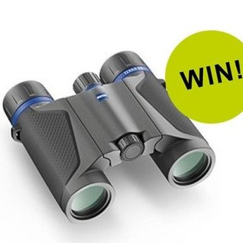 Redeem a free pair of ZEISS Binoculars