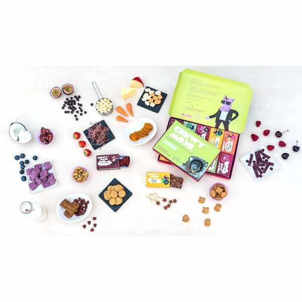 Claim a free ChewyMoon Healthy Snack Box