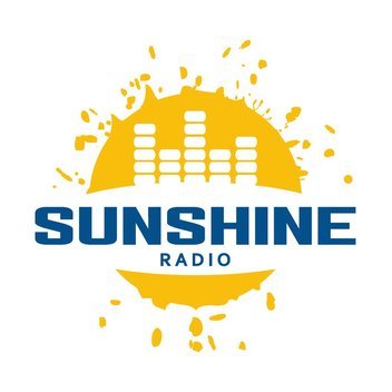 Free Sunshine Radio Car Stickers