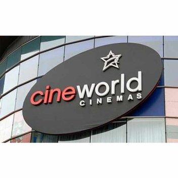 1000 free movie tickets from Cineworld