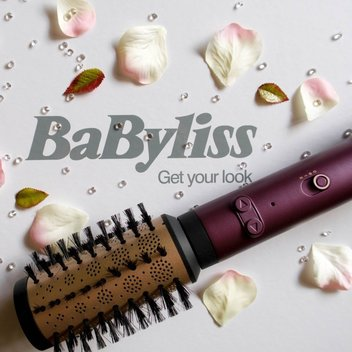 Test the BaByliss Big Hair Care for free