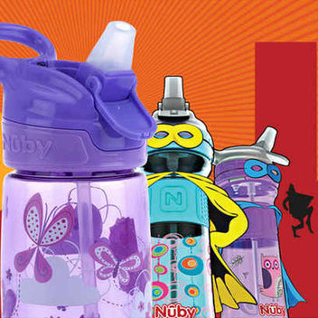 50 free Nuby Incredible Gulp cups up for grabs